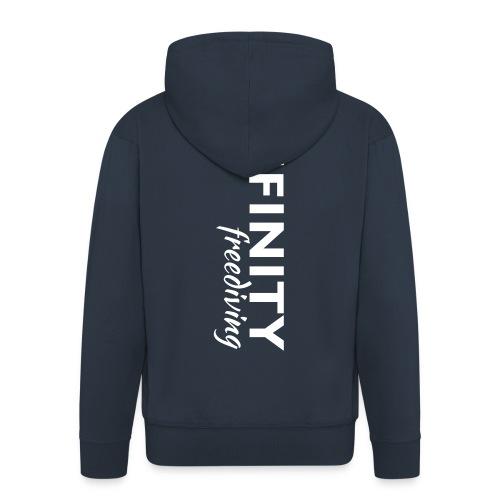 Infinity - Männer Premium Kapuzenjacke