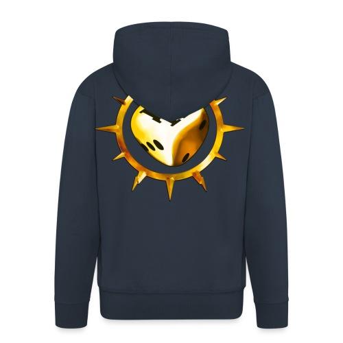 Sigmar HATE - Men's Premium Hooded Jacket