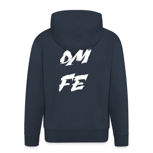 DMFE Merch - Männer Premium Kapuzenjacke