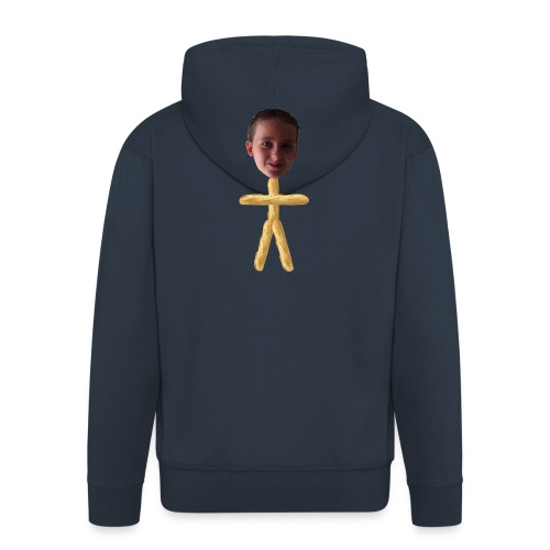 Broedman T-Shirt - Premium-Luvjacka herr