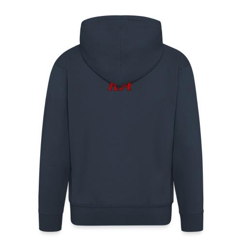 Mannen sweater RA4004 - Mannenjack Premium met capuchon