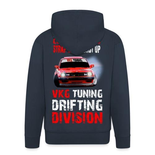 drifting divition - Herre premium hættejakke