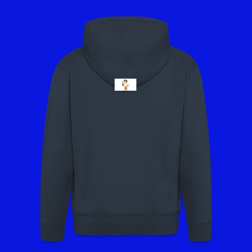 exi Design - Männer Premium Kapuzenjacke
