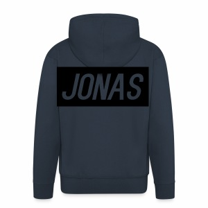 Jonas-Merch - Premium Hettejakke for menn