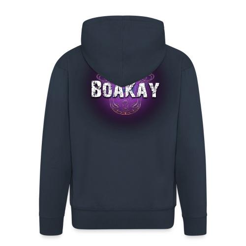 BoaKay Design - Men's Premium Hooded Jacket