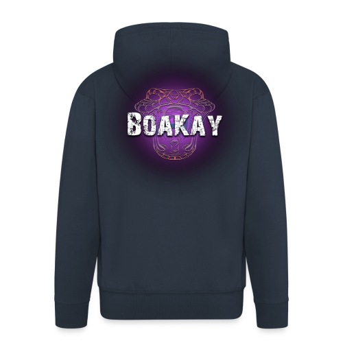 BoaKay Design - Men's Premium Hooded Jacket