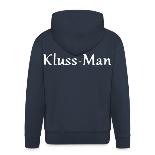 KlussMan - Männer Premium Kapuzenjacke
