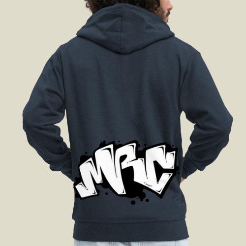 MRC throwup - Männer Premium Kapuzenjacke