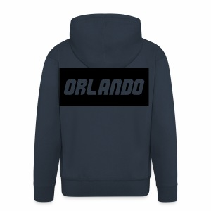 Orlando-Merch - Premium Hettejakke for menn