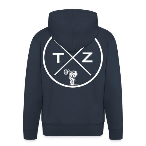 TRZ Logi - Männer Premium Kapuzenjacke