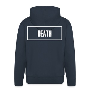 Death - Men's Premium Hooded Jacket