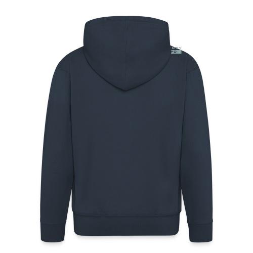 Twenty Two - Men's Premium Hooded Jacket