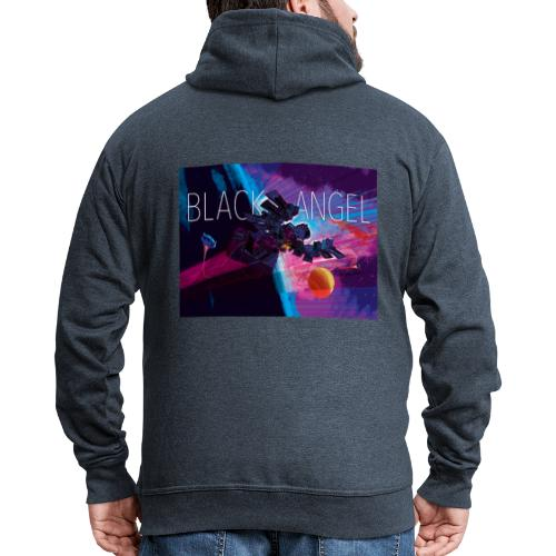 BLACK ANGEL COVER ART - Veste à capuche Premium Homme