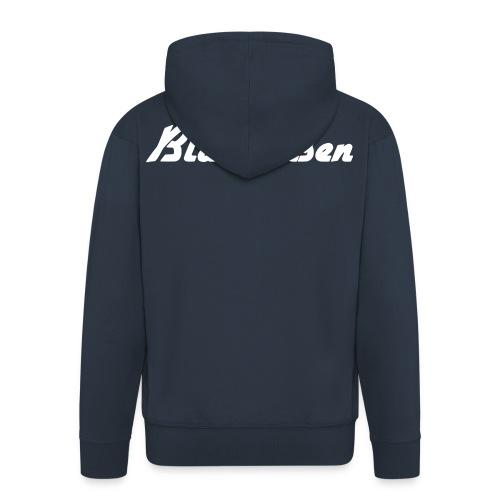 BM_Schrift_2 - Männer Premium Kapuzenjacke