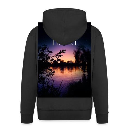LOVE 07/07 - Veste à capuche Premium Homme