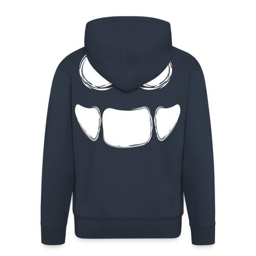 MonsterSmile - Veste à capuche Premium Homme