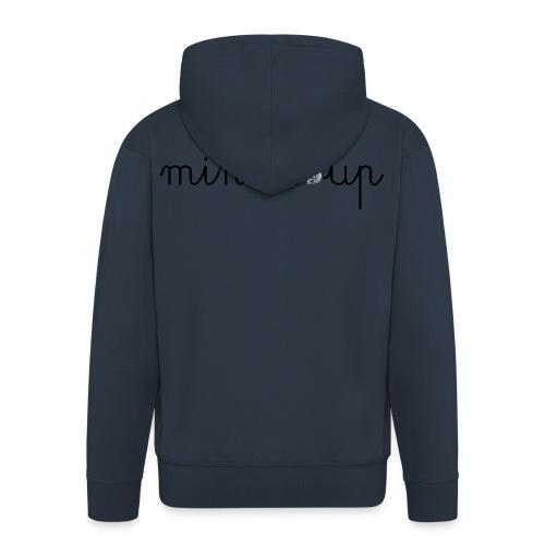 miniLoupamo - Veste à capuche Premium Homme