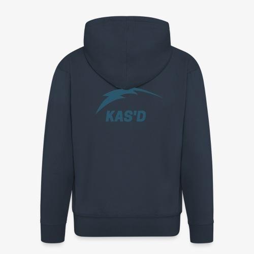 Kas'D - Veste à capuche Premium Homme