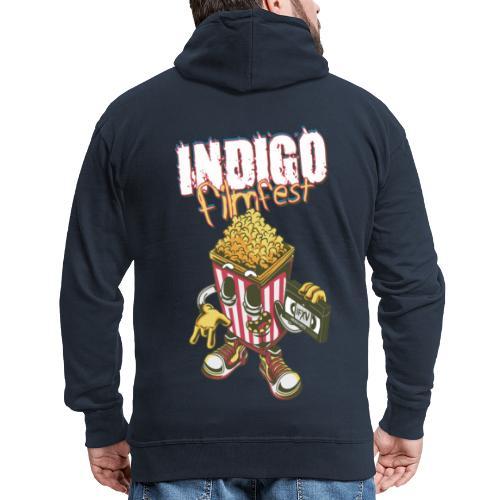 IFXV - INDIGO filmfest 15 - Popcorn - Männer Premium Kapuzenjacke