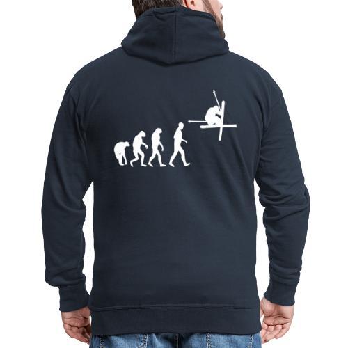 Cool ski evolution design - Mannenjack Premium met capuchon