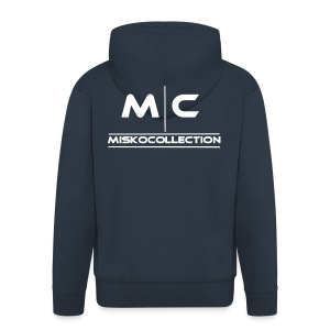 MC / Misko Collection - Männer Premium Kapuzenjacke