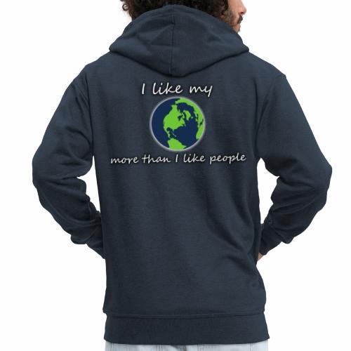 Terre PLANET CRYM planetcontest - Veste à capuche Premium Homme