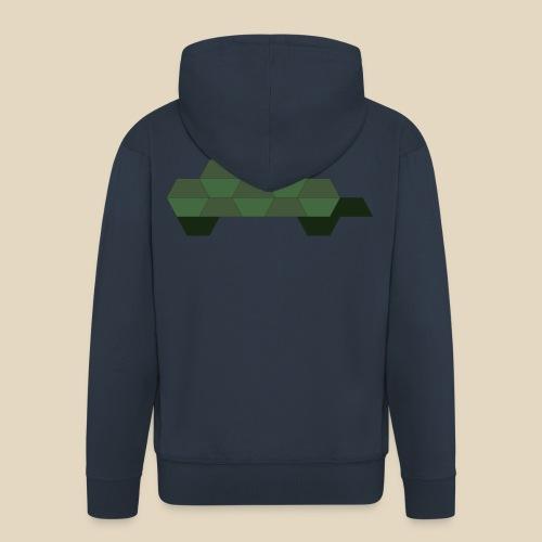 Turtle - Veste à capuche Premium Homme