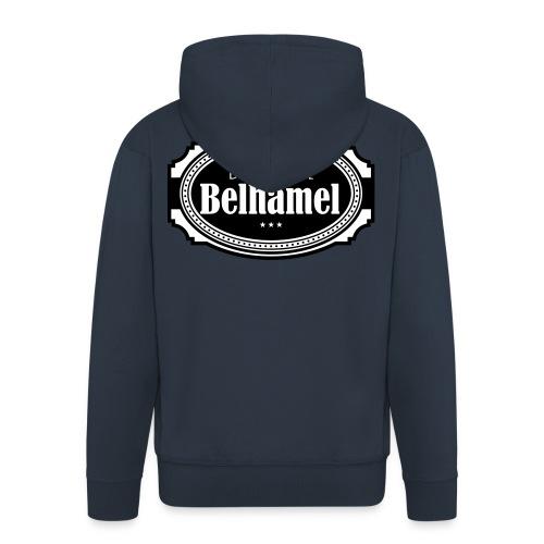 Dekselse belhamel - Mannenjack Premium met capuchon
