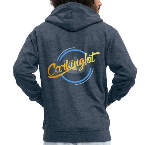 Carkinglot Transparant - Mannenjack Premium met capuchon