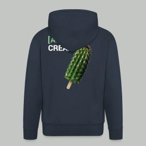 [aie]ce cream - Veste à capuche Premium Homme