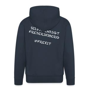 Selvstændigt Frederiksberg #FREXIT - Herre premium hættejakke