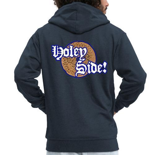 Holey Side! - Männer Premium Kapuzenjacke