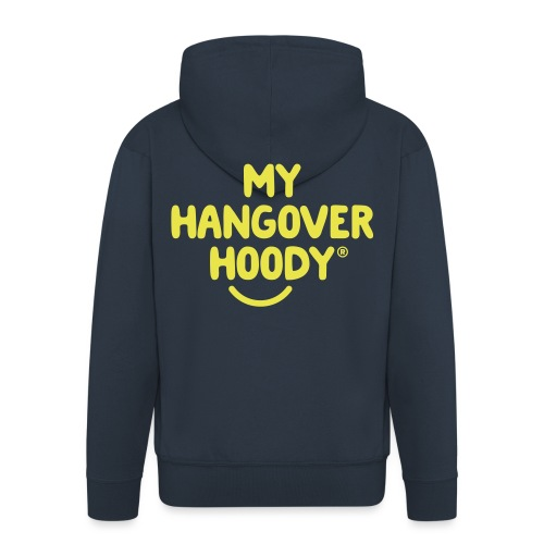 The Original My Hangover Hoody® - Men's Premium Hooded Jacket