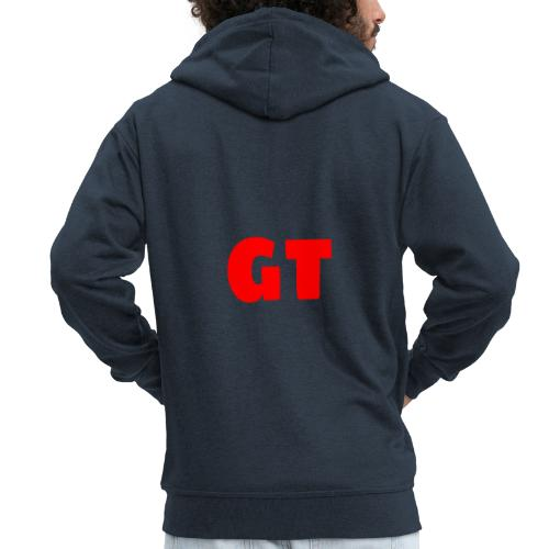 GT Logo - Mannenjack Premium met capuchon