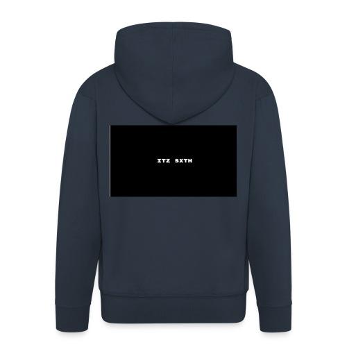 Itz Sxth - Men's Premium Hooded Jacket