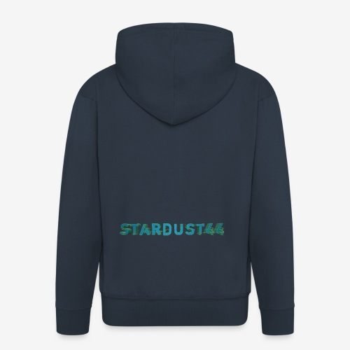 Stardust44 Intro Design - Männer Premium Kapuzenjacke