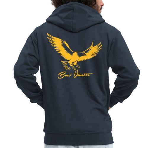 Eagle Bow Hunter - Männer Premium Kapuzenjacke