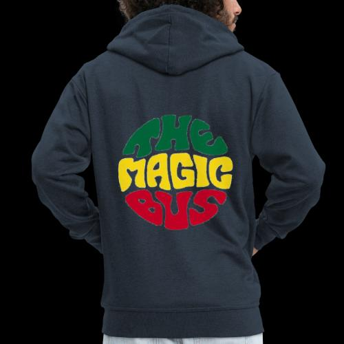 THE MAGIC BUS - Men's Premium Hooded Jacket