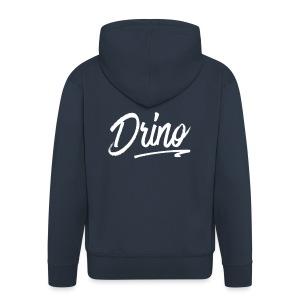 Pullover | #Drino - Männer Premium Kapuzenjacke