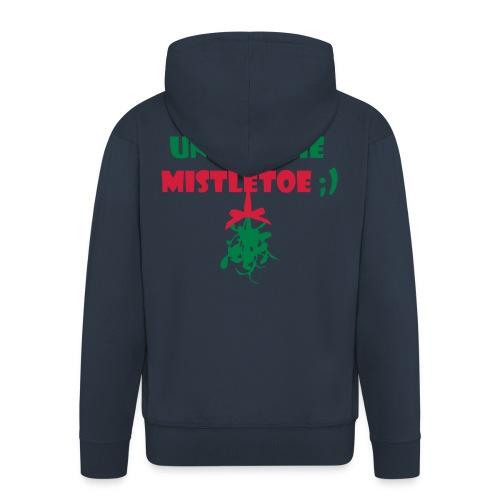 mistletoe - Männer Premium Kapuzenjacke