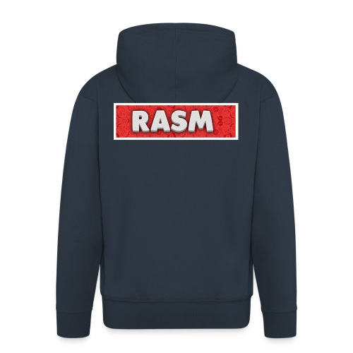 Official Merch - Männer Premium Kapuzenjacke