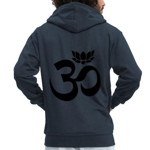 30 - Veste à capuche Premium Homme
