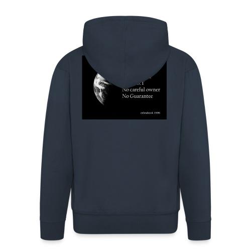 earth for sale - Men's Premium Hooded Jacket