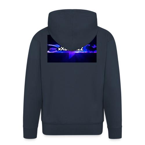 XxBlacKzZ - Männer Premium Kapuzenjacke