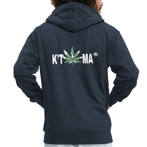 K'TAMA - Veste à capuche Premium Homme
