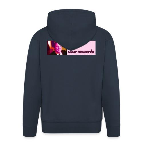 Chily - Men's Premium Hooded Jacket