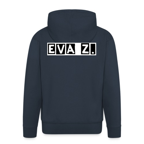 EVA Z. - Felpa con zip Premium da uomo