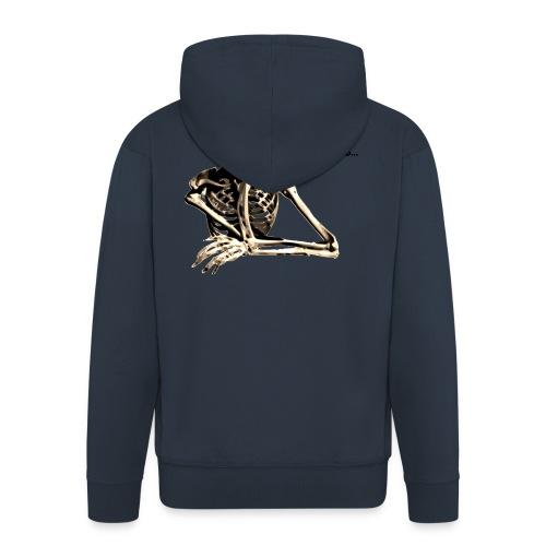 That Is Fascinating - Men's Premium Hooded Jacket