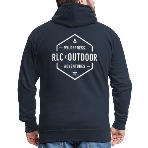 RLC Outdoor - Männer Premium Kapuzenjacke