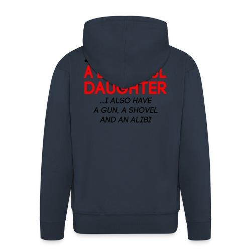beautiful_daughter - Premium Hettejakke for menn